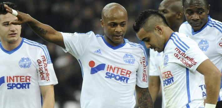 FOOTBALL :  Marseille vs Reims - Ligue 1 - 13/02/2015