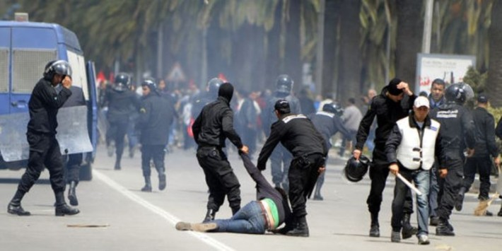 Tunisie agression CAN  2015