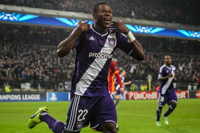 Anderlecht-Chancel Mbemba