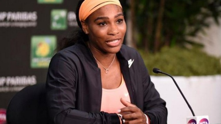 serena williams apres son forfait