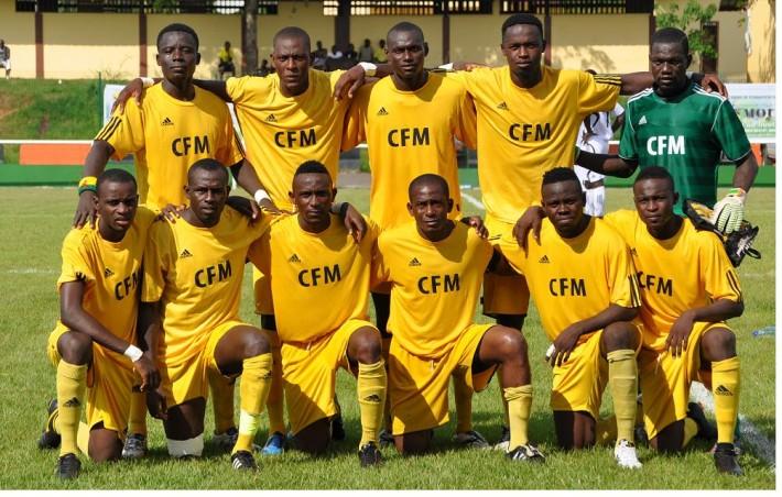 Coupe CAF-CF Mounana
