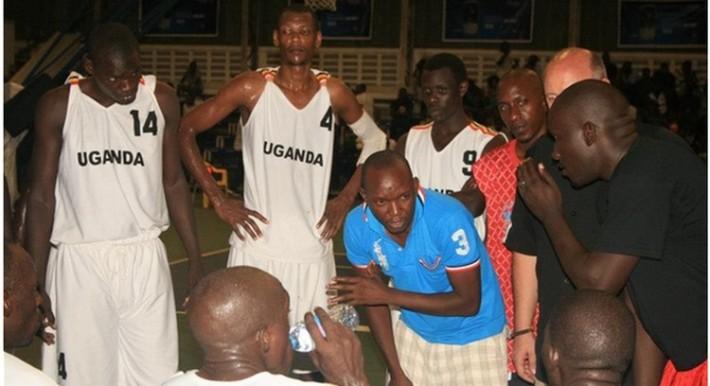 Mandy Juruni head coach des  Silverbacks d'ouganda