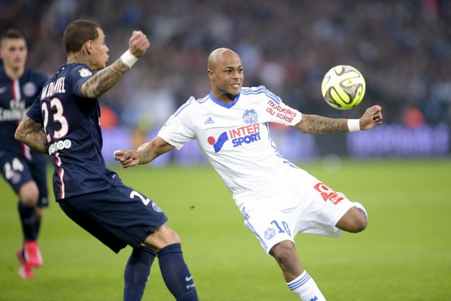 FOOTBALL : OM vs PSG - Ligue 1 - 05/04/2015