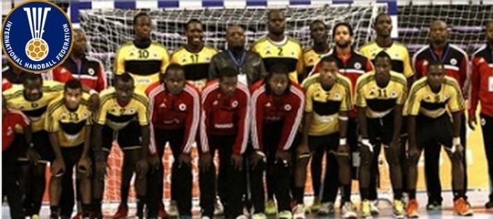 angola handball