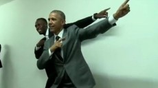 barack obama prend la photo avec usain bolt