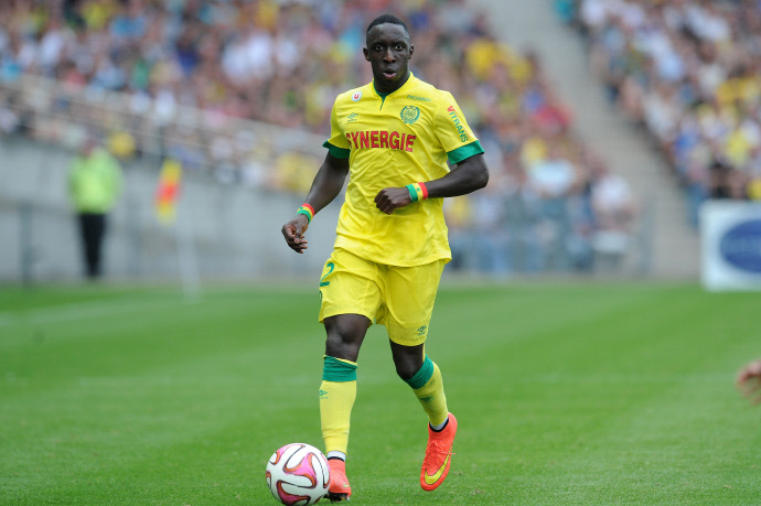 FOOTBALL : Nantes vs Lyon - Ligue 1 - 28/09/2014