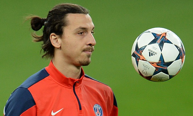 Zlatan Ibrahimovic has enjoyed his best Champions League campaign, scoring eight goals so far.