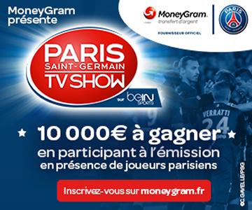 Le PSG Show