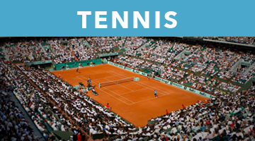 Toutes les grands tournois de Tennis sur Africa Top Sports