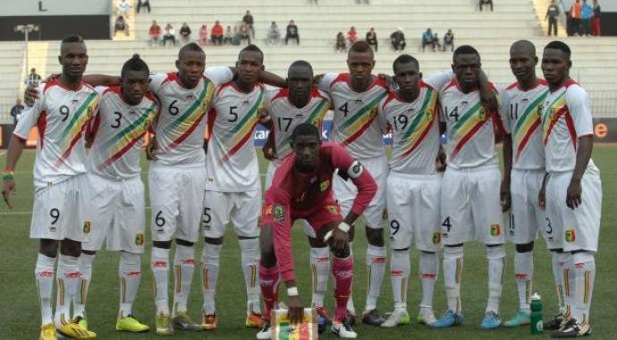 CAN U23-Mali