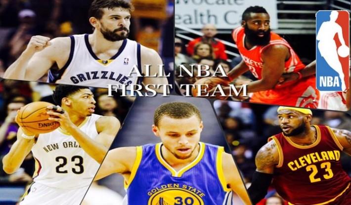 all-nba first team 2015
