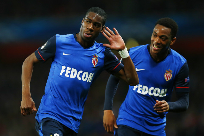 FOOTBALL : Arsenal vs AS Monaco - UEFA Ligue des champions - 25/02/2015