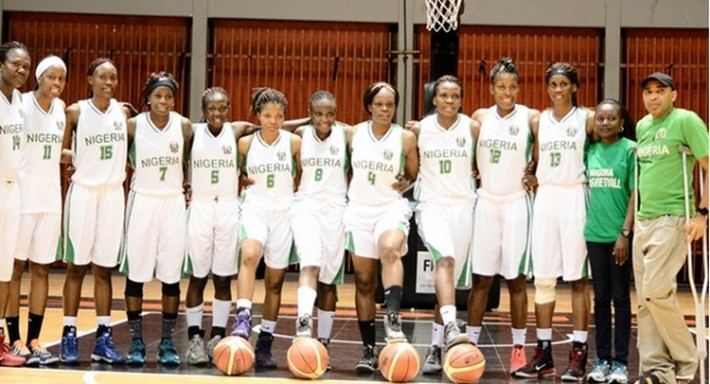 DTigeress du Nigeria qualifiees pour Afrobasket 2015