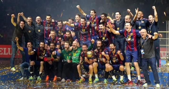 fc barcelone_vainquer de la ligue européenne des champions de handball 2015