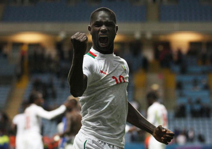 Joie de Moussa Konate (Senegal)