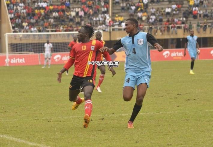 ouganda botswana