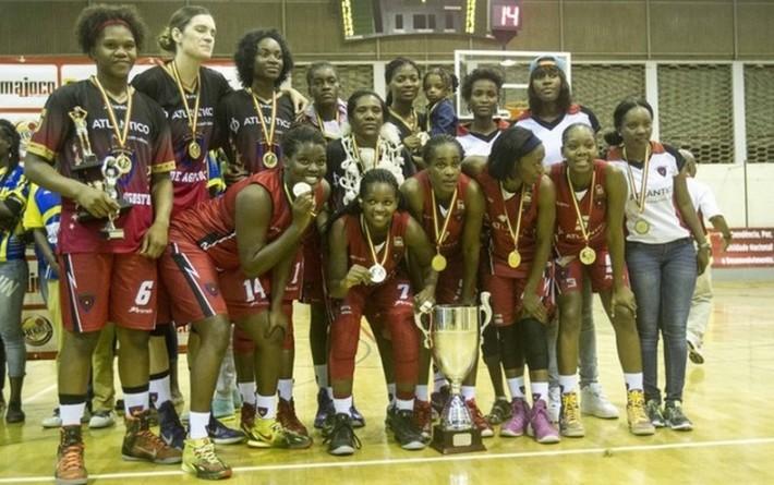 primeiro de agosto_championne d'angola de basket 2015