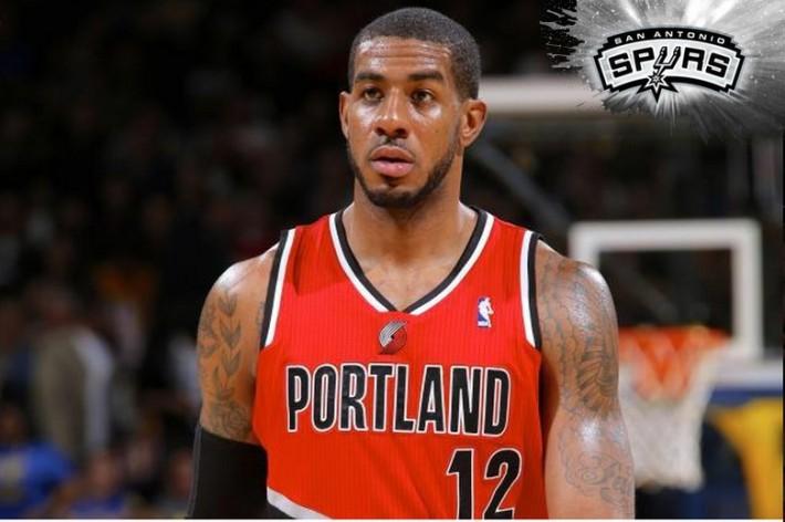 NBA : LaMarcus Aldridge opte pour les Spurs - Africa Top ...
