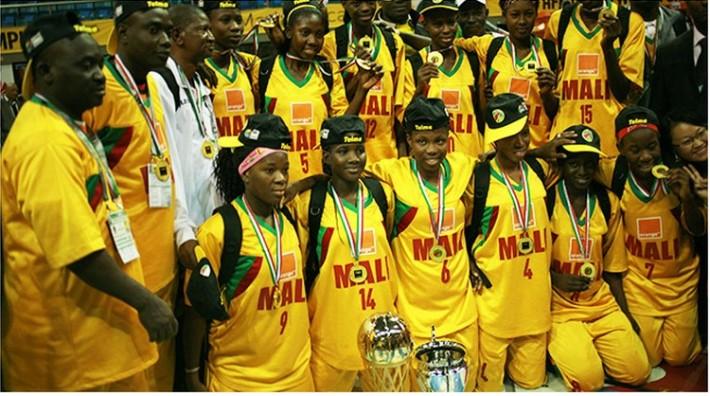 mali vainqueur de fiba africa u16 women championship 2015