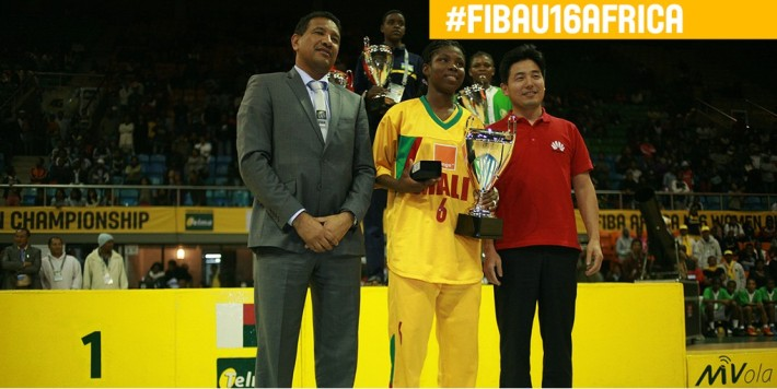 rokia doumbia mvp fiba africa u16 championship 2015