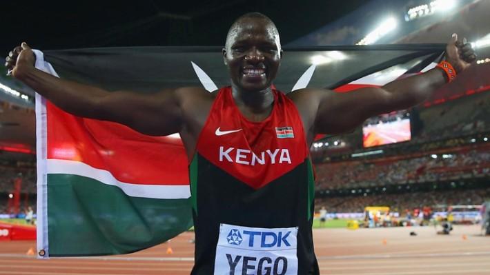Julius Yego