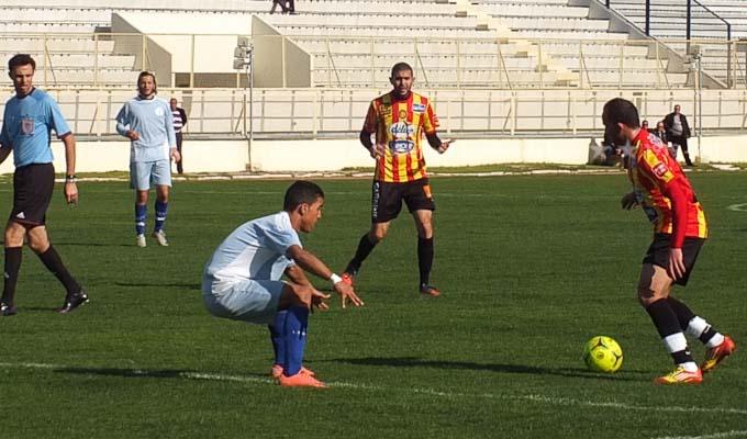 tunisie ligue 1 nvo