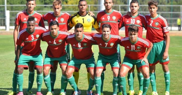 Maroc chine football