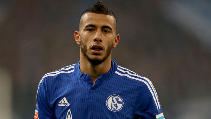 GELSENKIRCHEN, GERMANY - JANUARY 24:  Younes Belhanda is seen during the Bundesliga match between FC Schalke 04 and Werder Bremen at Veltins-Arena on January 24, 2016 in Gelsenkirchen, Germany.  (Photo by Lars Baron/Bongarts/Getty Images)