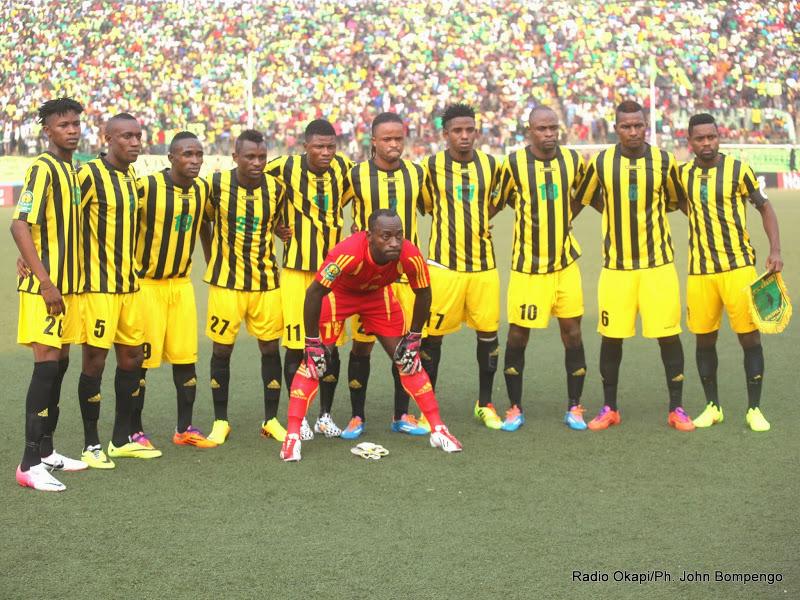 CAF LDC : LAs Vita Club file en huitièmes - Africa Top Sports