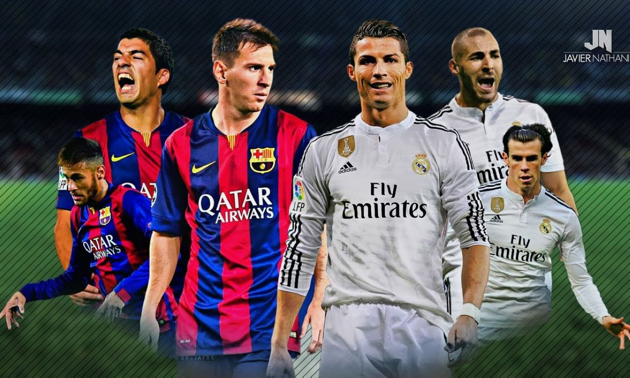 Rencontres barca vs real