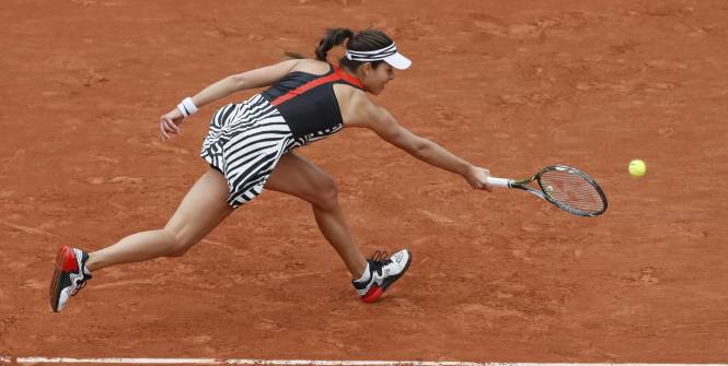 Roland-Garros -Ivanovic