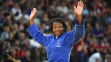 Clarisse-Agbegnenou-Judo