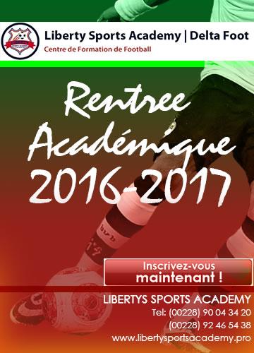Liberty Sports Academy