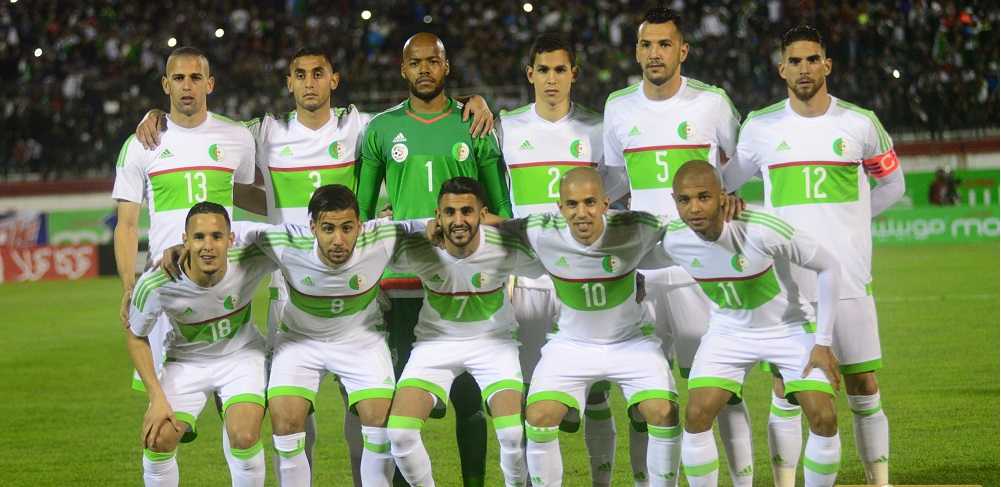 Rencontre france algerie football