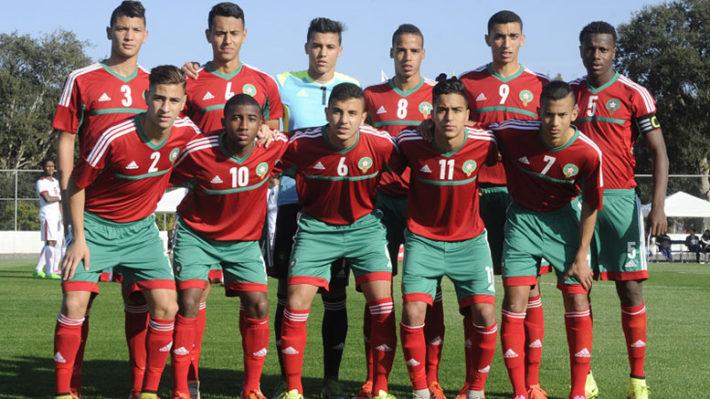 maroc-u20