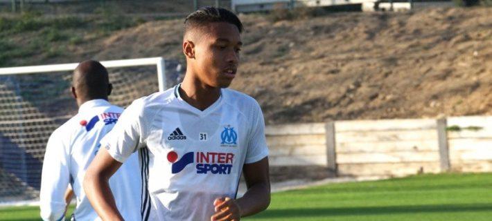 Maillot THIRD Olympique de Marseille Boubacar KAMARA