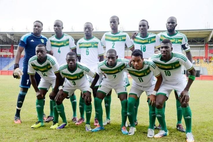 Elim CAN 2019 : La liste de la Mauritanie pour affronter ...