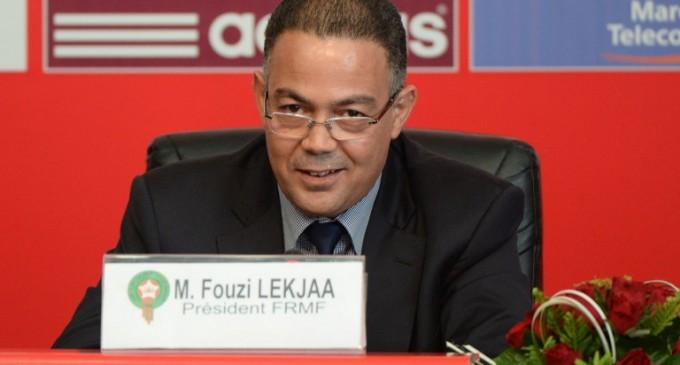 Fouzi Lekjaa
