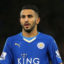 LEICESTER, ENGLAND - NOVEMBER 28: Riyad Mahrez of Leicester City during the Barclays Premier League match between Leicester City and Manchester United at The King Power Stadium on November 28, 2015 in Leicester, England.  (Photo by Matthew Ashton - AMA/Getty Images)