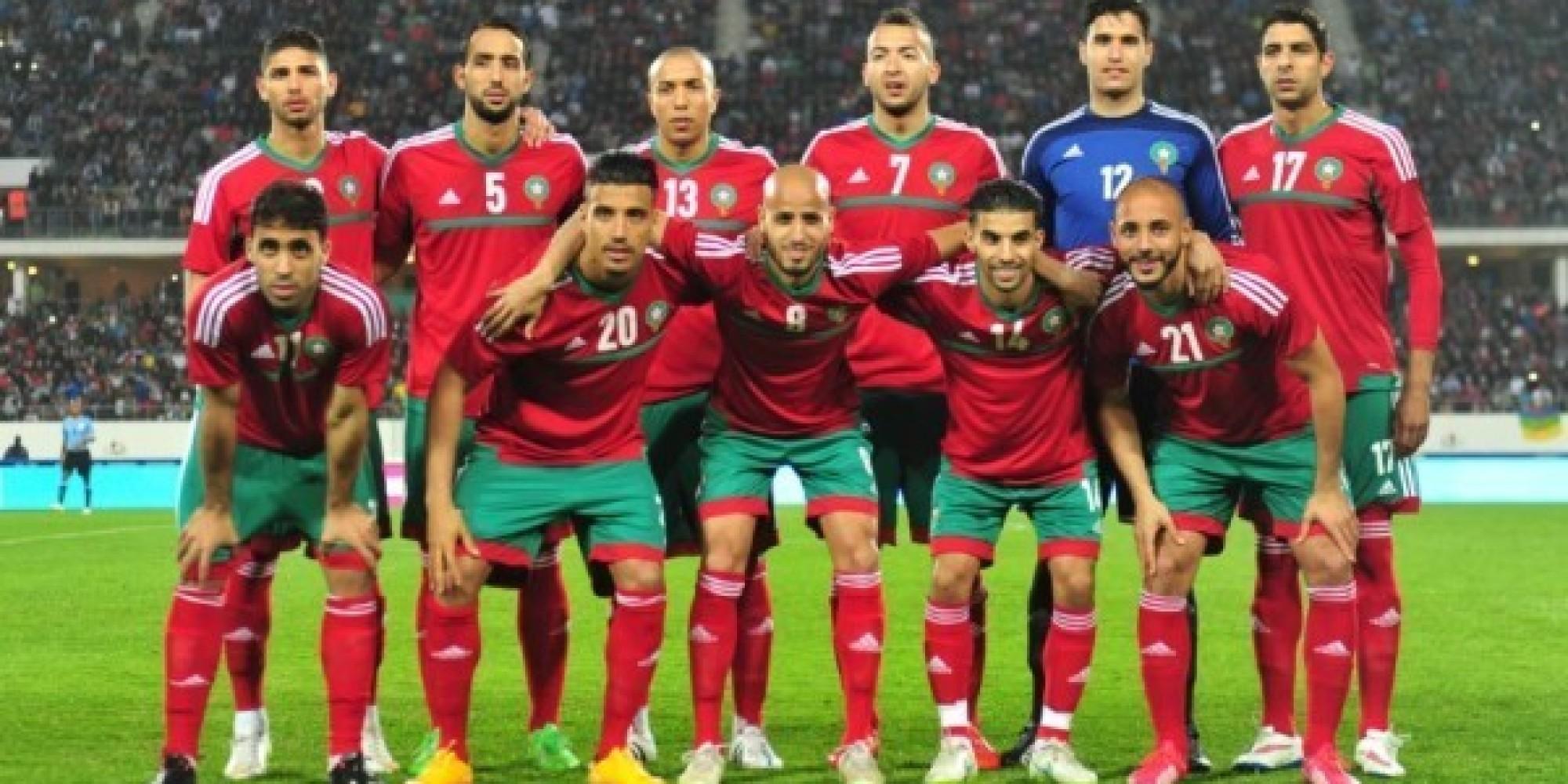 Rencontre algerie maroc foot