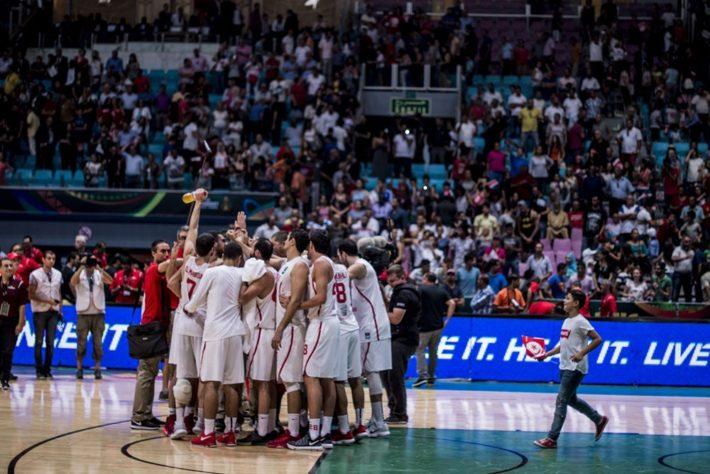 Afrobasket 2017 La Tunisie Avec Brio Devant La Rdc Rejoint Les