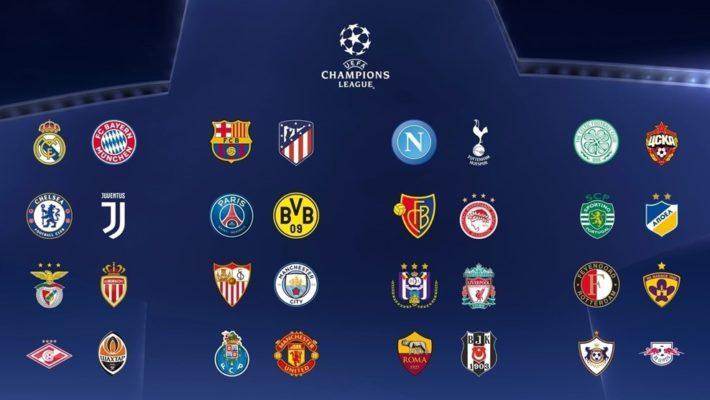 reasonably priced cost charm buying now UEFA Champions League : les Africains de la saison 2017-2018