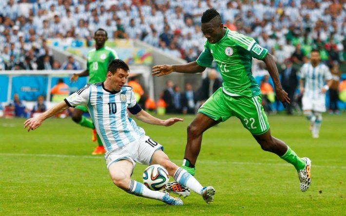 nigeria argentine loo