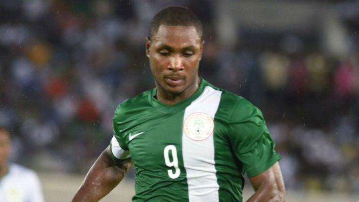 Ighalo nigeria