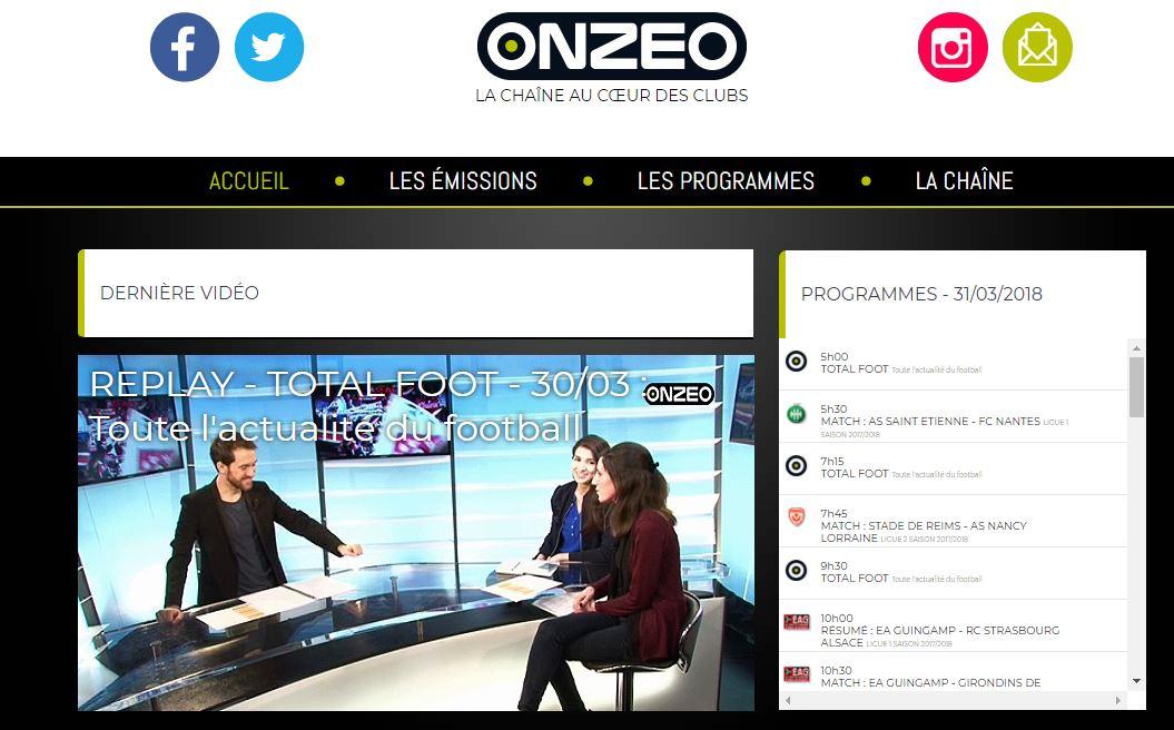 ONZEO-site