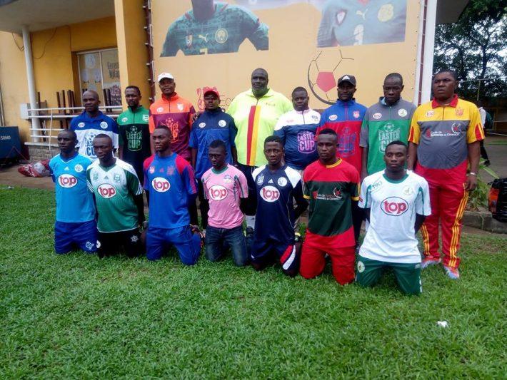 Les participants à la Easter Cup 2018