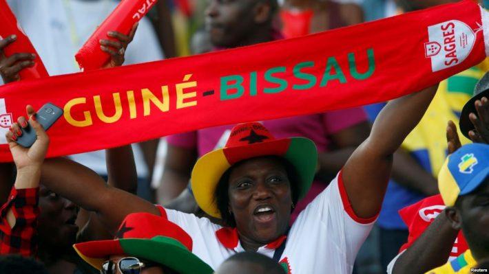 guinée bissau supporters