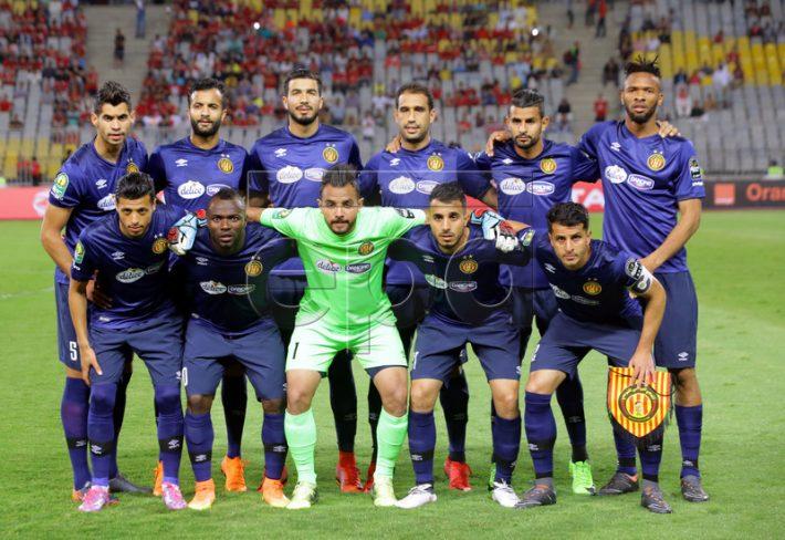 Ligue Des Champions Espérance De Tunis Les Sang Et Or à