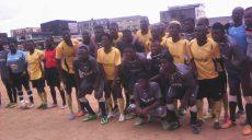 Les deux équipes finalistes