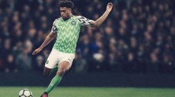 maillot nigeria